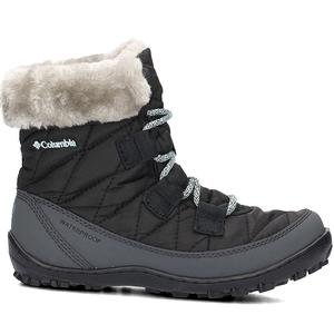 Minx Shorty Omni-Heat Waterproof Çocuk Siyah Outdoor Ayakkabı BY1334-010