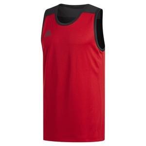 3 G Speed Çift Taraflı Erkek Siyah Basketbol Forması DY6588