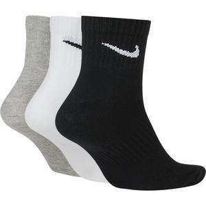 Everyday Lightweight Ankle Çok Renkli 3'lü Çorap SX7677-901