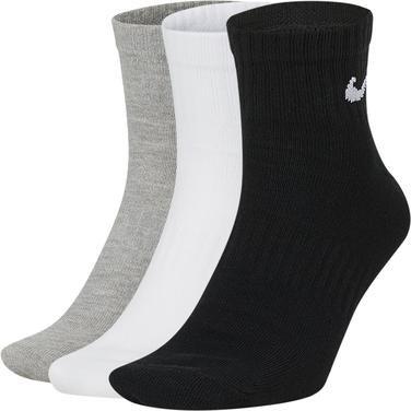 Everyday Lightweight Ankle Çok Renkli 3'lü Çorap SX7677-901 1042067