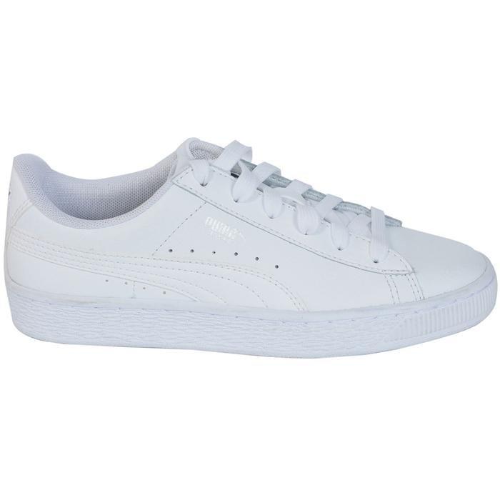 Basket Classic Lfs Jr Kadın Beyaz Günlük Ayakkabı 36450304 967008