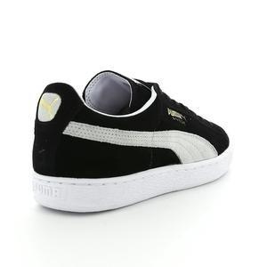 Suede Classic Erkek Siyah Günlük Ayakkabı 35263403
