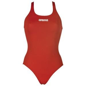 Solid Swim Pro Kadın Kırmızı Mayo 2A24245