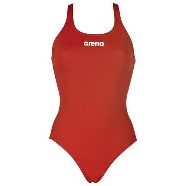Solid Swim Pro Kadın Kırmızı Mayo 2A24245 813294
