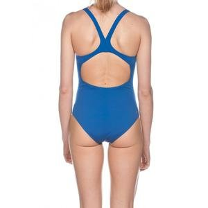 Solid Swim Pro Kadın Mavi Mayo 2A24272