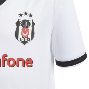 Beşiktaş İç Saha Erkek Beyaz Futbol Forması CG0696