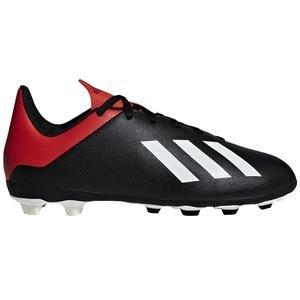 X 18.4 Fxg J Çocuk Siyah Krampon Futbol Ayakkabısı BB9378