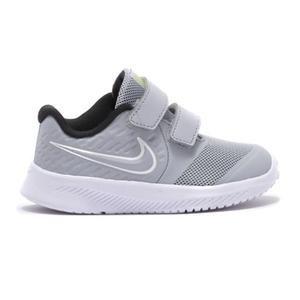Star Runner Çocuk Gri Spor Ayakkabı AT1803-005