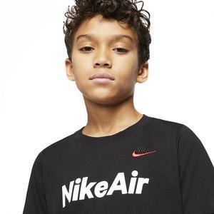 Air Çocuk Siyah Günlük Tişört CU6607-011