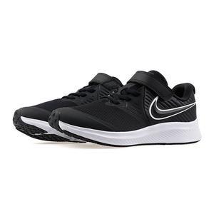 Star Runner 2 (Psv) Çocuk Siyah Koşu Ayakkabısı AT1801-001