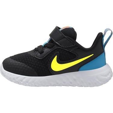 Revolution 5 (Tdv) Çocuk Siyah Koşu Ayakkabısı BQ5673-076 1173277