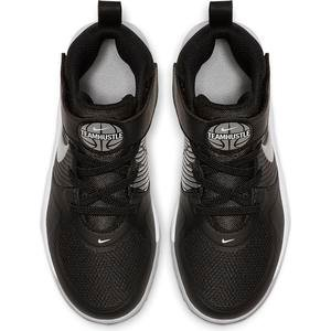 Team Hustle D 9 (Ps) Çocuk Siyah Basketbol Ayakkabısı AQ4225-001