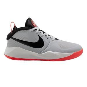 Team Hustle Çocuk Gri Basketbol Ayakkabısı AQ4224-007
