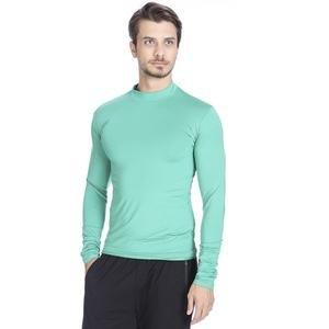 Erkek Mavi Uzun Kollu Boğazlı İçlik 0656514