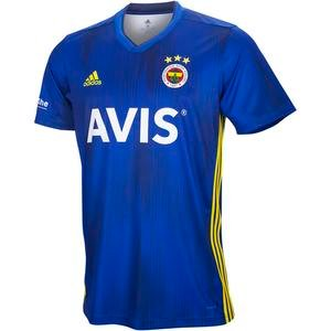 Fenerbahçe Tiro 19-20 Sezon Erkek Mavi Futbol Forması FQ6808