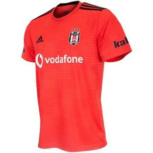 Beşiktaş Deplasman Erkek Kırmızı Futbol Forması CG0690