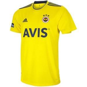 Fenerbahçe Condivo 18-19 Sezon Erkek Sarı Futbol Forması FR7102