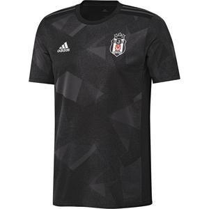 Beşiktaş Deplasman 19-20 Sezon Erkek Siyah Futbol Forması DX3702