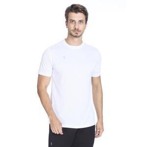 Tkm-Lago Erkek Beyaz Futbol Tişört Tkm100119-Byz