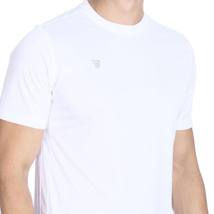 Tkm-Lago Erkek Beyaz Futbol Tişört Tkm100119-Byz 1131212