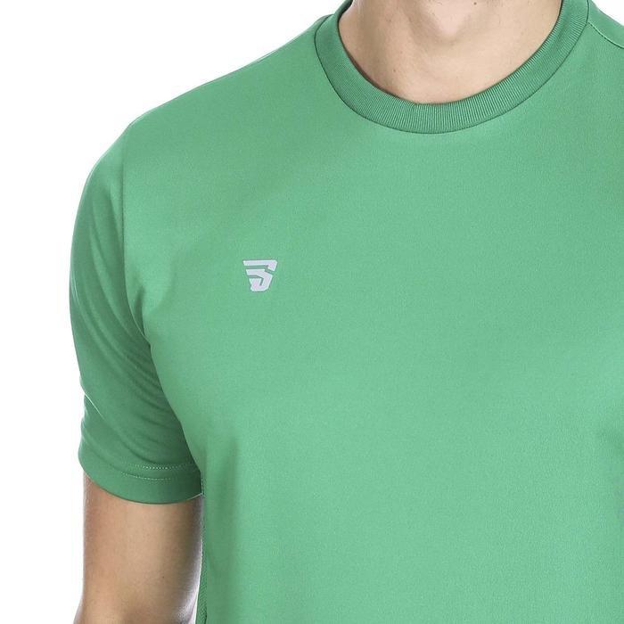 Tkm-Lago Erkek Yeşil Futbol Tişört TKM100119-YSL 1131418