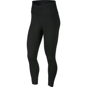 Yoga Wrap 7-8 Kadın Siyah Antrenman Taytı CJ4215-010