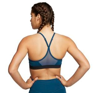 Indy Light-Support Kadın Mavi Sporcu Sütyeni 878614-432