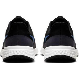 Revolution 5 (Gs) Unisex Gri Koşu Ayakkabısı BQ5671-009