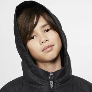 Sportswear Çocuk Siyah Outdoor Şişme Mont 939554-014