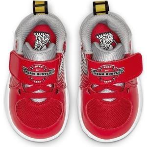 Team Hustle D 9 Auto (Td) Çocuk Kırmızı Basketbol Ayakkabısı CK0617-600