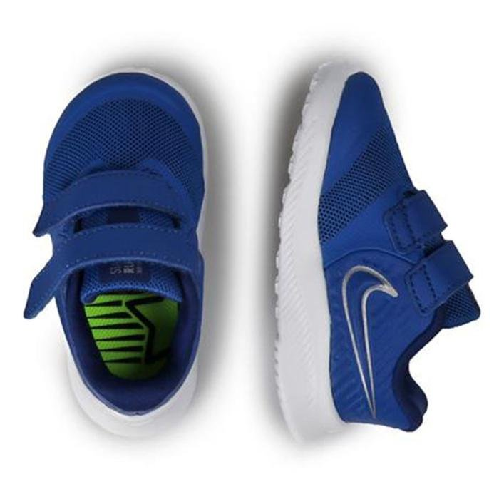 Star Runner 2 (Tdv) Çocuk Mavi Koşu Ayakkabısı AT1803-400 1143197
