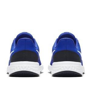 Revolution 5 (Gs) Unisex Mavi Koşu Ayakkabısı BQ5671-401
