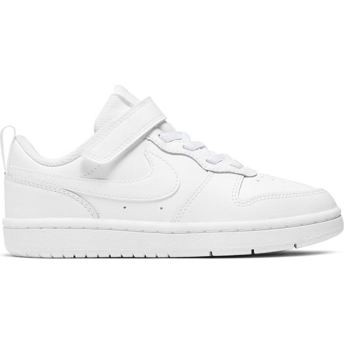 Court Borough Low 2 (Psv) Çocuk Beyaz Günlük Ayakkabı BQ5451-100 1154539