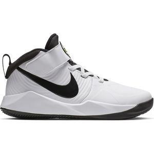 Team Hustle D 9 (Ps) Çocuk Beyaz Basketbol Ayakkabısı AQ4225-100