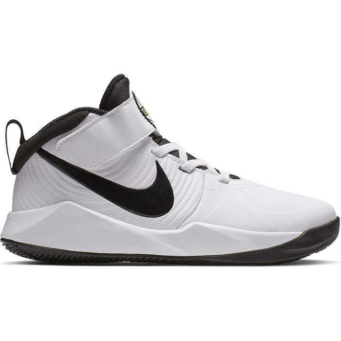 Team Hustle D 9 (Ps) Çocuk Beyaz Basketbol Ayakkabısı AQ4225-100 1122824