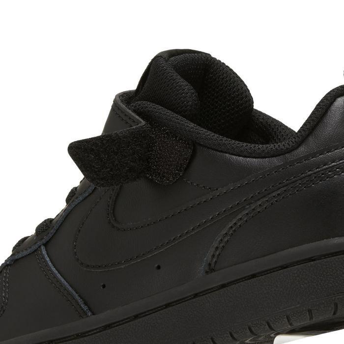 Court Borough Low 2 (Psv) Çocuk Siyah Günlük Ayakkabı BQ5451-001 1155098