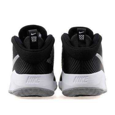 Team Hustle D 9 (Gs) Unisex Siyah Basketbol Ayakkabısı AQ4224-001 1120838