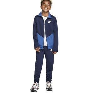 Sportswear Core Çocuk Mavi Günlük Eşofman Takımı BV3617-410