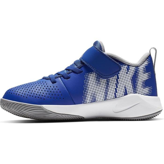 Team Hustle Quick 2 (Ps) Çocuk Mavi Basketbol Ayakkabısı AT5299-400 1091077