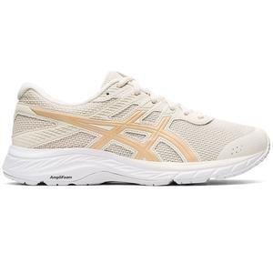 Gel Contend 6 Twist Kadın Gri Koşu Ayakkabısı 1012A671-200