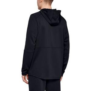 Warm-Up Erkek Siyah Kapüşonlu Ceket 1345264-001