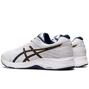 Gel Contend 6 Erkek Beyaz Koşu Ayakkabısı 1011A667-100