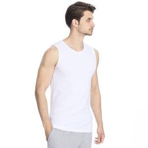 Erkek Beyaz Futbol Atlet 500704-00B