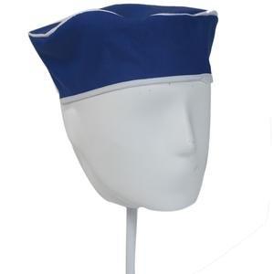Yapıcı Bando Mavi Hostes Şapkası.