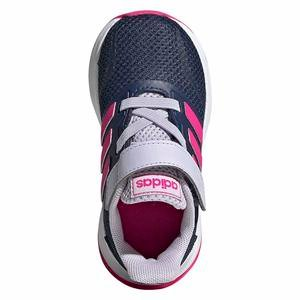 Run Falcon Çocuk Lacivert Günlük Ayakkabı EG6154