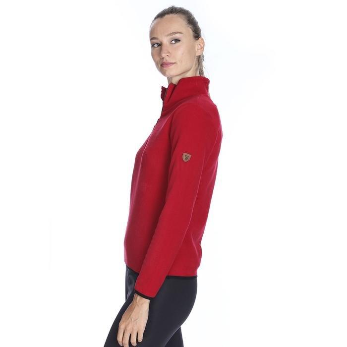 Kadın Kırmızı Polar Sweatshirt 710081-00C 962442