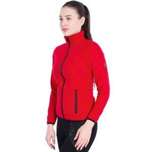Kadın Kırmızı Polar Sweatshirt 710080-00C
