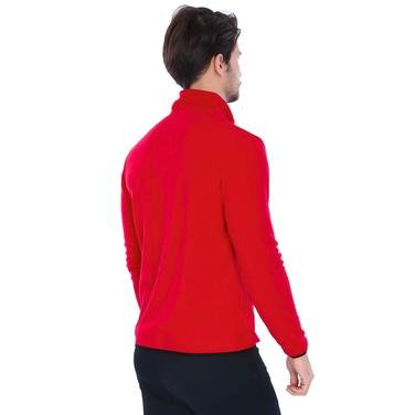Erkek Kırmızı Polar Sweatshirt 710078-00C 962193
