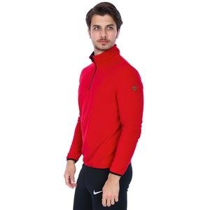 Spo-Polarhalfman Erkek Kırmızı Günlük Stil Polar 710078-00C-SP