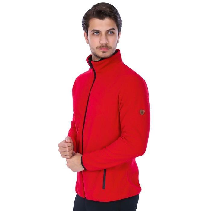 Erkek Kırmızı Polar Sweatshirt 710079-00C 962230